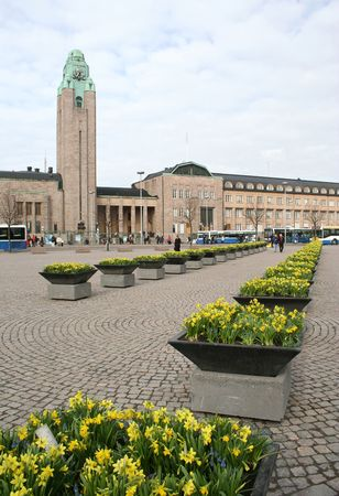 helsinki: Spring in Helsinki
