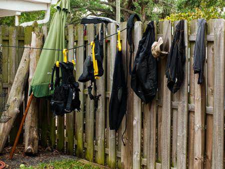 Divers Wet Suit