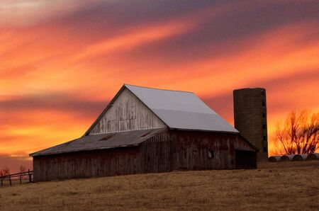 old barn Stock Photo - 5055730