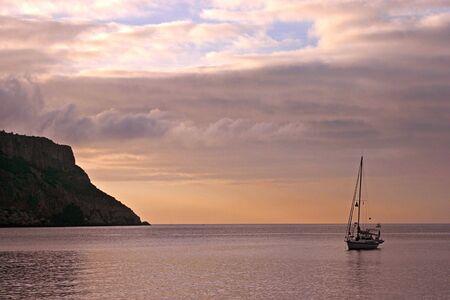 Sunrise in Portugal