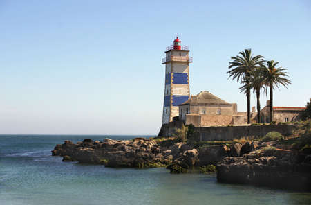 Lighthouse in Portugal