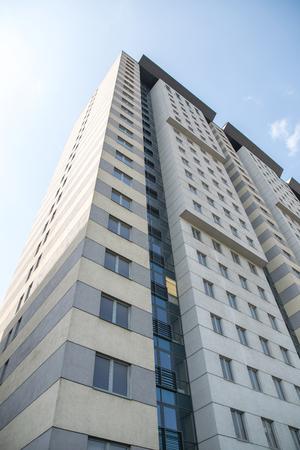 Building from below