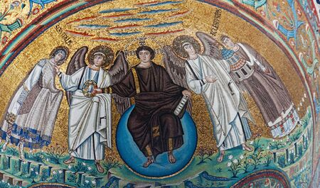 ravenna: Early Christian mosaics found in the churches of Ravenna