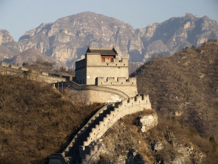 GREAT WALL OF CHINA - BADALING Stock Photo - 14606162