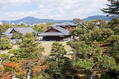 Castle in Kyoto