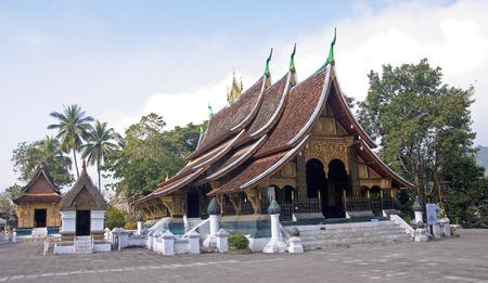 Wat Xieng Thong in Luang Prabang - Laos