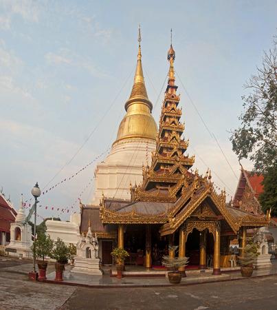 Wat Phra Kaeo Don Tao in Lampang - Thailand
