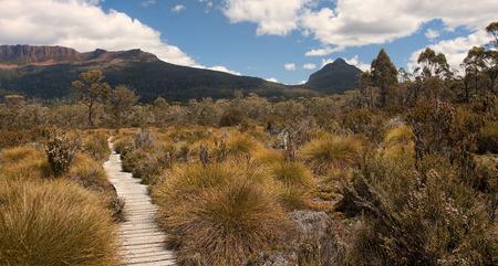 bushwalk: View Track in the Walls of Jerusalem - Tasmania Australia