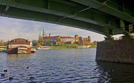 majority: Wawel Castle in Krakow It was home to the majority of Polish kings.