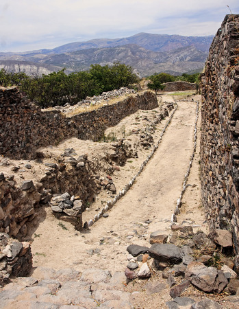 columbian: Wari is an old pre-Columbian civilization from areas near Ayacucho in Peru.