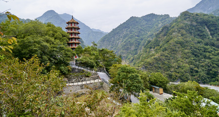 Xiangde Temple at Taroko National Park - the most beautiful place in Taiwan