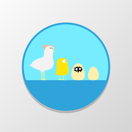 chicken family: Chicken Family