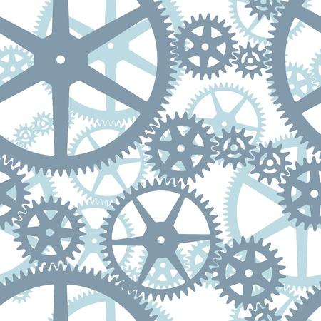 horologe: Seamless cogwheels pattern