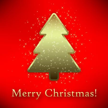 Merry Christmas Stock Vector - 16812525