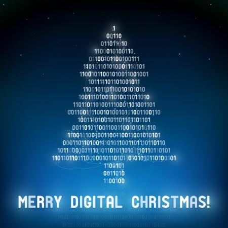 Merry Christmas Stock Vector - 16812486