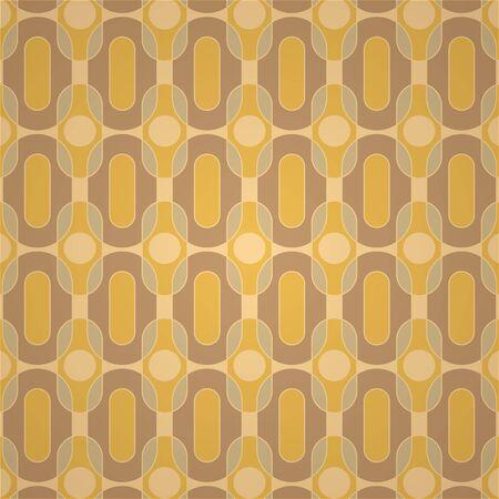 Retro abstract wallpaper Stock Vector - 17210668