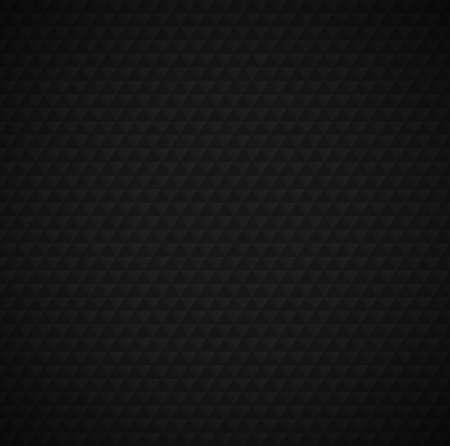 shiny black: Abstract background Illustration