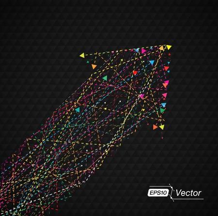 Arrows in Arrow Stock Vector - 17853893