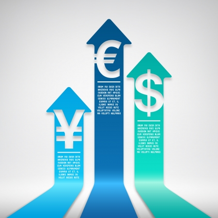 financial analysis: Increasing currency