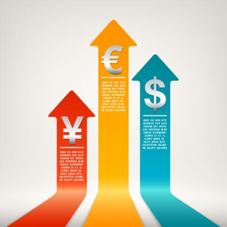 Increasing currency