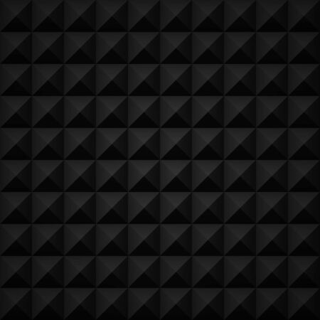 Abstract pyramid background