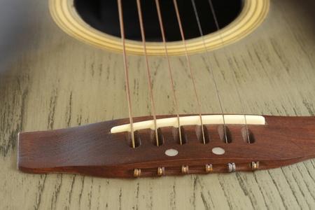 detail of classic guitar with shallow depth of field Zdjęcie Seryjne - 11362007