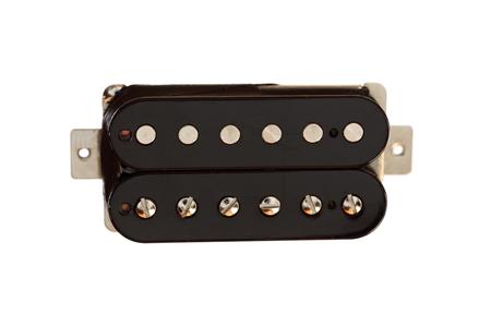 black guitar pickup for six string instrument