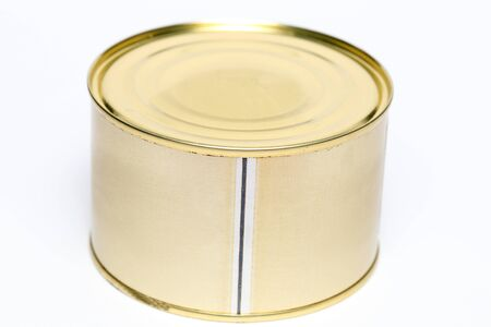 tincan: metal can for conserving food and meals