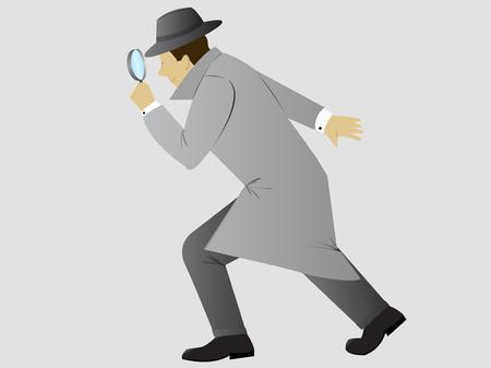 Detective Stock Vector - 6066569