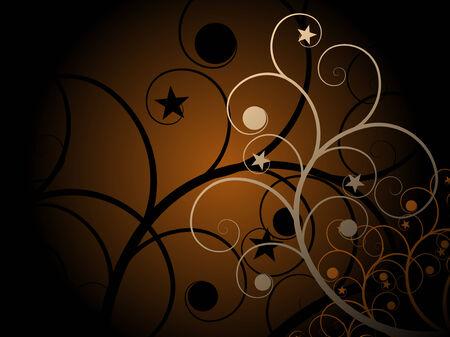 design design elemnt: Retro background