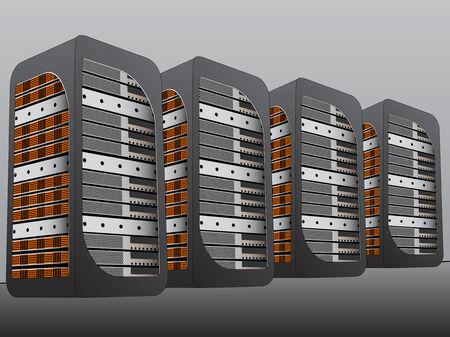 Server Vector