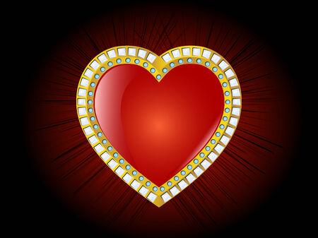 eros: Glossy Heart