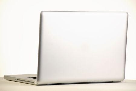 Open Laptop Stock Photo - 6591345