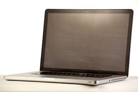 Open Laptop Stock Photo - 6591450