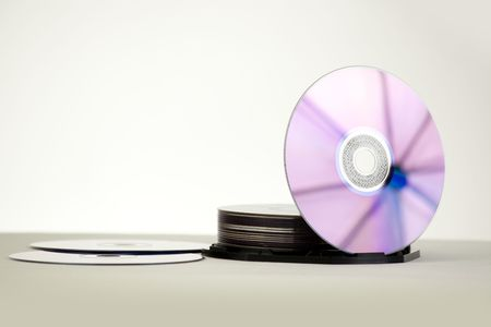 compact: Compact disk Stock Photo