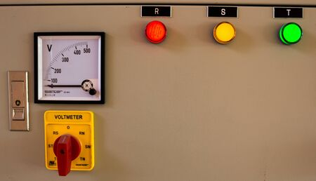 controlled: Temperature control Controlled light Stock Photo
