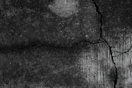 road surface: Concrete road surface crack background
