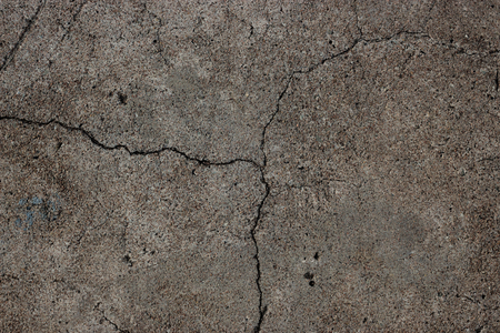 road surface: Cement road surface crack background.