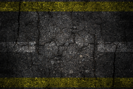 Road abstract dark cracked backgrounds.