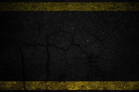 road surface: Crack back asphalt road surface background. Stock Photo