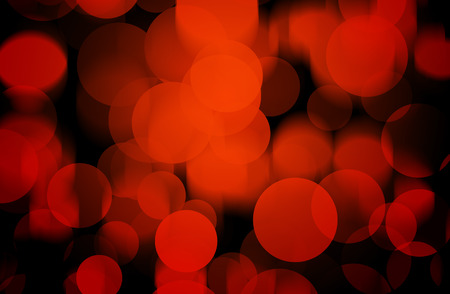 Bokeh red backgrounds. Stock Photo