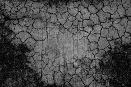 damaged: Damaged cement background. Stock Photo