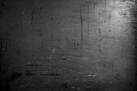 Black steel texture background. Stok Fotoğraf