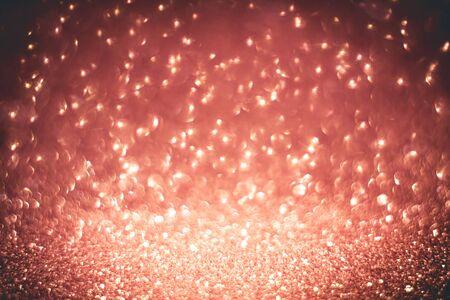 Fireworks shining lights sparkling glittering romantic backdrop blurred background.