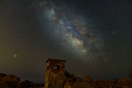 Atro photography of the milky way with starts