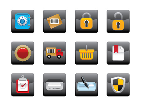 endorsement: Web icons and buttons