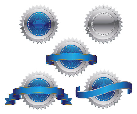 approval icon: Award Medals - Rosettes