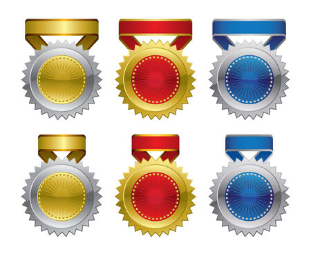 accomplishments: Award Medals