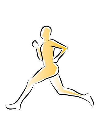 sprinting: Running - Sprinting
