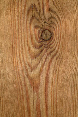 softwood: Close Up of a knot in a piece of softwood. Stock Photo